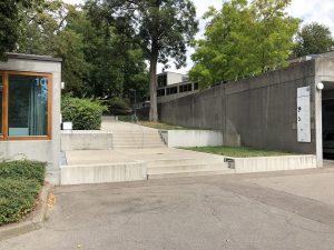 HfG Ulm Zugang